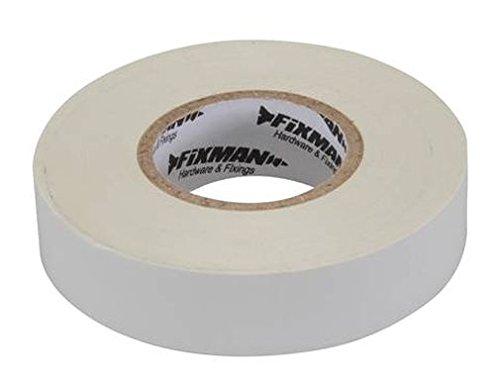 Isolierband weiß 19mm Breite 33m Länge PVC