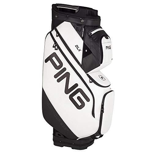 PING DLX Cart Bag 2019 (White)
