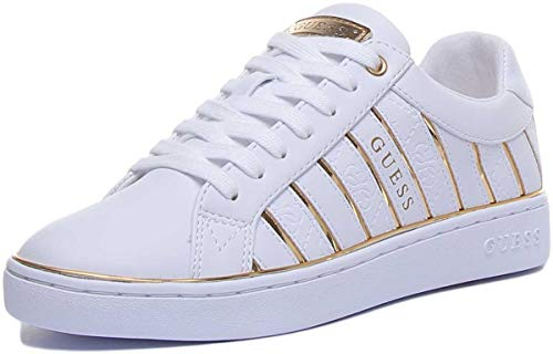 Guess Sneaker Low Bolier Weiss Damen - 39 EU