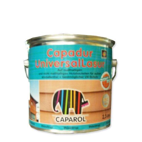 Caparol Capadur Universallasur Color - Holzlasur 2,5 Liter Eiche Hell