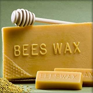 Beeswax For Candlemaking (1 lb. block)