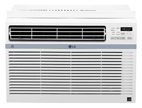 LG LW8017ERSM Energy Star 8,000 BTU Window Air Conditioner with Wi-Fi (Renewed)