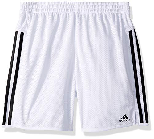 adidas Girls' Big 5' Mesh Althletic Short