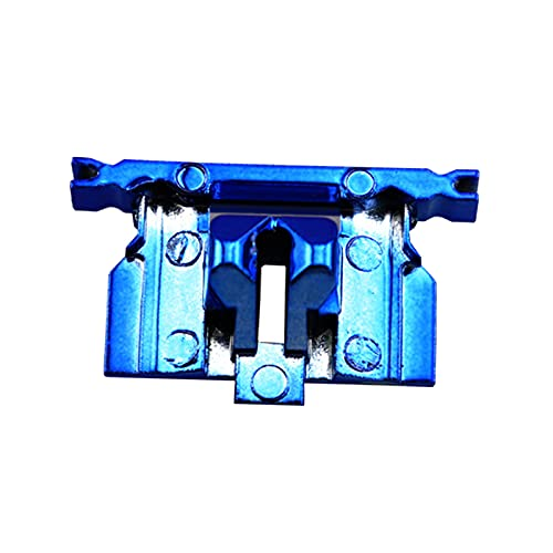 shamjina Hair Clipper DIY Accessory Replacement Hair Clipper Swing Head Guide Block, for WAHL 8504 Swing Heads Covers Guide Electric Hair Clipper Part - Blue