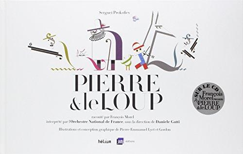 Pierre & le loup (1CD audio)