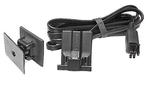 Parrot Accessory - Lead MKi9200 Bildschirm nach Steuerkasten, Kabel zum Anschluss des blauen Steuerkastens zum MKi9200, beinhaltet drehbare Ersatzhalterung mit selbstklebender Gummiauflage, Originalersatzteil