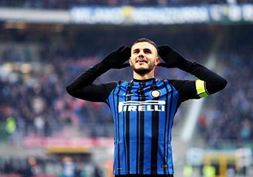 A3-A4-A5 A3 Sconosciuto Mauro Icardi Inter Milan Italiano Serie a ...