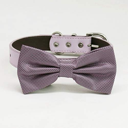 Dusty Purple bow tie collar to XS adjusta and Award-winning store XXL Opening large release sale