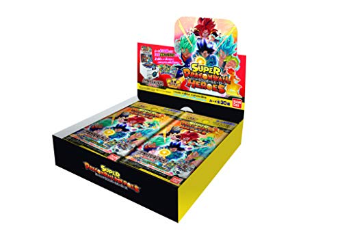 Bandai Super Dragon Ball Heroes Ultimate Booster Pack Cards Clash of Bravery (Japan)