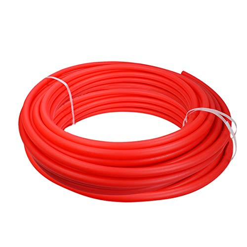 Supply Giant QGX-S34500 PEX Tubing for Potable Water, Non-Barrier Pipe 3/4 in. X 500 Feet, Red, ft