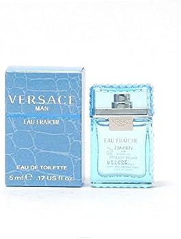 Versace Man Eau Fraiche, 0.17 Ounce