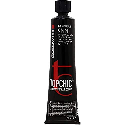 Goldwell Topchic Haarfarbe hell-hellblond extra 9NN, 1er Pack (1 x 60 ml)