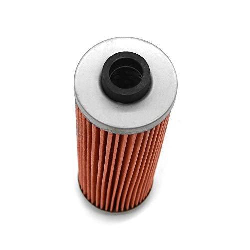 Filtro de aire de alto rendimiento Del Filtro De Aceite For Motocicleta R45 N R50 / R60 5 (todos Los Modelos) R65 R75 R80 R90 GS R100 RS, RT, R, CS, S Filtro Gasolina Moto Lavable ( Color : 2PCS )