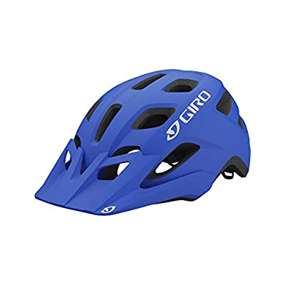 Giro Fixture MIPS Adult Dirt Bike Helmet - Matte Trim Blue (2021) - Universal Adult (54-61 cm)