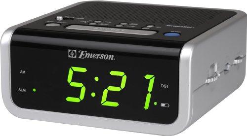 Emerson SmartSet Alarm Clock Radio (CKS1702)