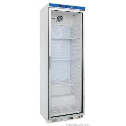 KBS Umluft-Gewerbekühlschrank KBS 402 GU - mit Glastür