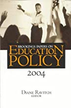 Brookings Papers on Education Policy: 2004