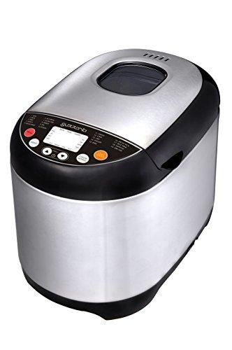 Guzzanti GZ 620 Macchina per Pane Automatica, 550 W, 1 Kilogram