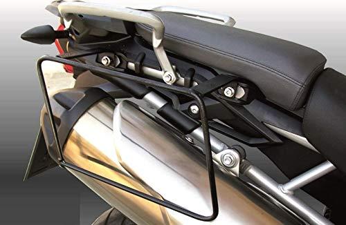 Soporte alforjas específico para Triumph Tiger 800/XC