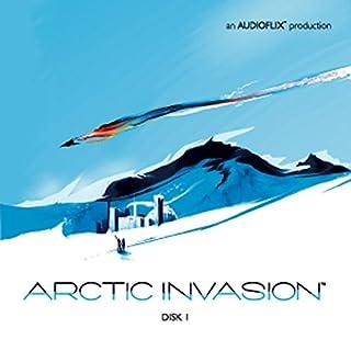 Arctic Invasion audiobook cover art
