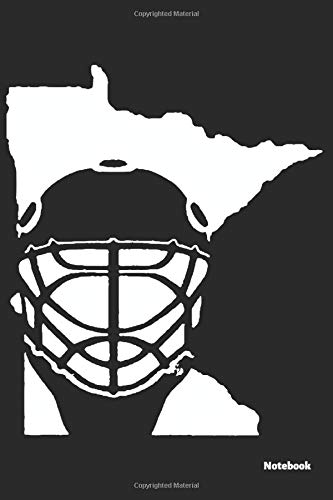 Notebook: Ice Hockey Player