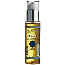 Vita Natura Arganöl, für Haut und Haar, mit Dosierer Bio, 1er Pack (1 x 100 ml)