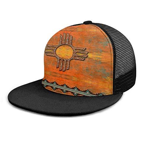 Baseball Cap Ancient Mexico Native Tribal Kulturelle Unisex Hip Hop Snapback Hüte