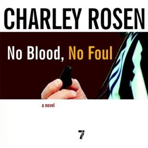 No Blood, No Foul audiobook cover art