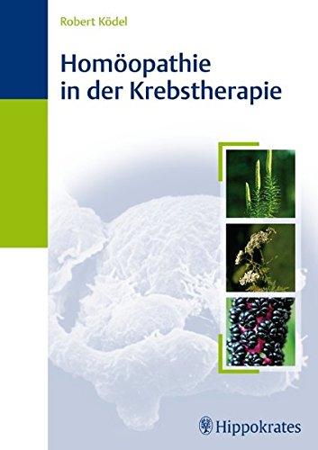 Ködel, Robert:<br //>Homöopathie in der Krebstherapie
