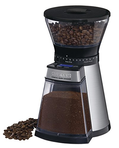 Cuisinart DBM18E Programmierbare Kaffeemühle