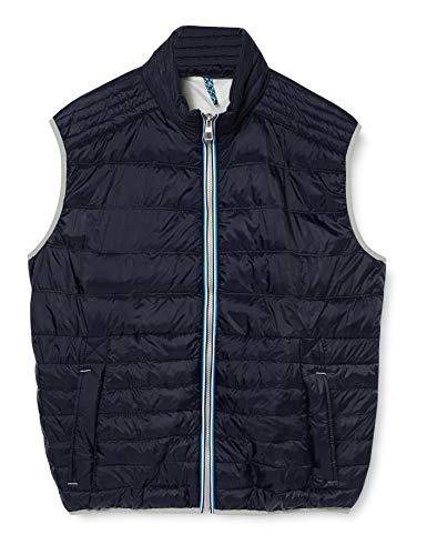 Bugatti Herren 570600-59010 Outdoor Weste, Blau (Marine 380), Medium