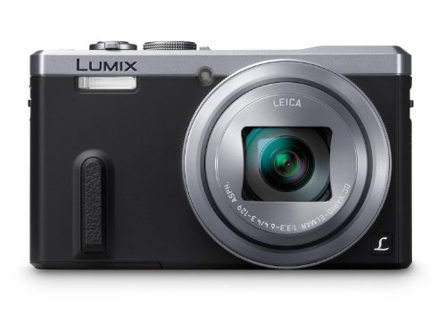 Panasonic Lumix ZS40 Pocket Superzoom Camera