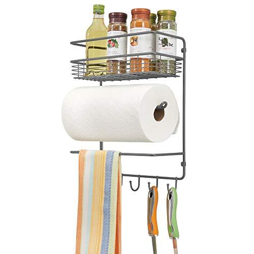 organizador utensilios de cocina pared fabricante mDesign