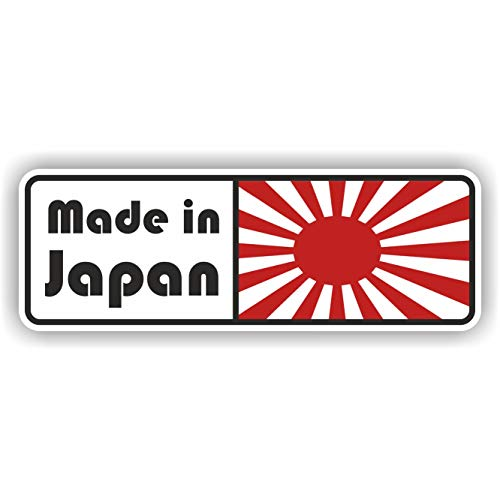 foliezentrum 1x Made in Japan 15 x 5 cm sticker Tuning 77 Shocker Auto JDM OEM Dub Decal Sticker Illest Dapper Oldschool Folie