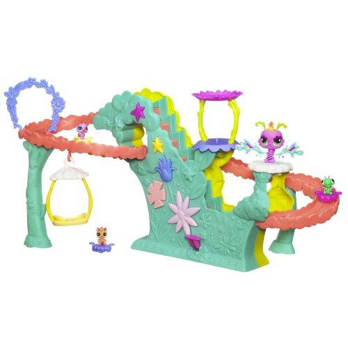 Littlest Pet Shop Fairies Fun Roller Coaster Playset NEW Toy Girls