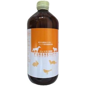 ペット用酵素 ピュアーヌ ペットDE酵素 (500ml)