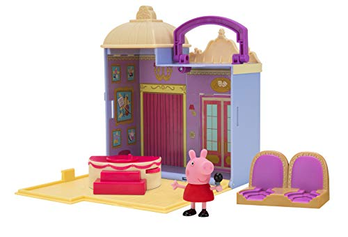 Peppa Pig Theater Little Places Playset