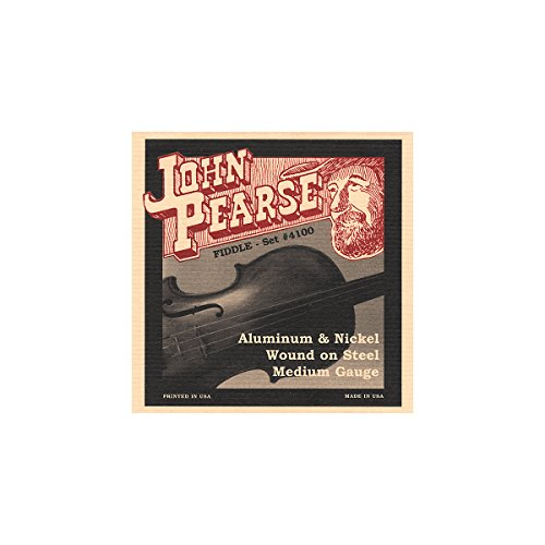 John Pearse Strings Fiddle Strings