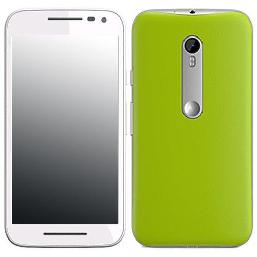 Motorola Moto G (3. Gen.) xt15418GB weiß/grün Factory Unlocked 4G/LTE Handy