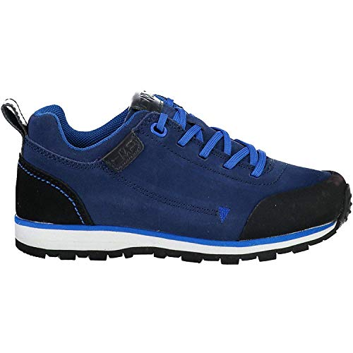 CMP wandelschoenen outdoorschoen Kids Elettra Low Hiking Shoes WP donkerblauw