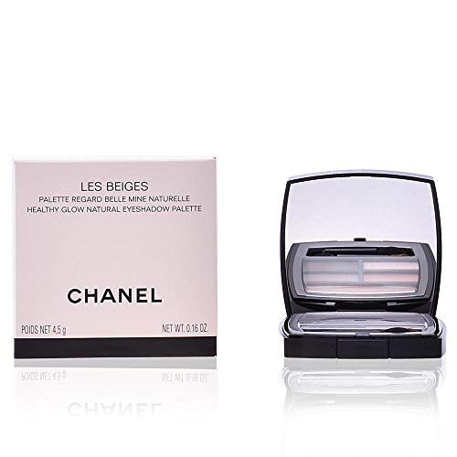Chanel Les Beiges - Palette Regard Belle Mine Lidschatten, 5 ml