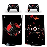 XIANYING Juego PS5 Digital Skin Sticker Decal Cover para Playstation 5 Consola y 2 Controladores PS5 Skin Sticker Vinyl