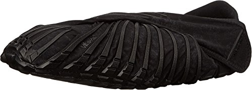 Vibram FiveFingers Furoshiki Original, Unisex-Erwachsene Sneakers, Schwarz (Black), 36/37 EU (XS)