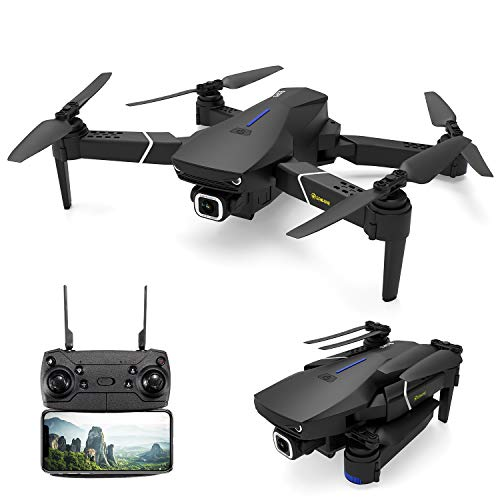 EACHINE E520S Drone avec Camera 4k HD GPS 5G-WiFi Pliable...