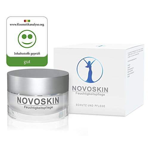 Feuchtigkeitscreme von NOVOSKIN - NOVOSKIN Feuchtigkeitspflege - Feuchtigkeits Creme mit Hydractin,...