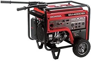 HONDAEM4000S Electric Start Generator, 3500W