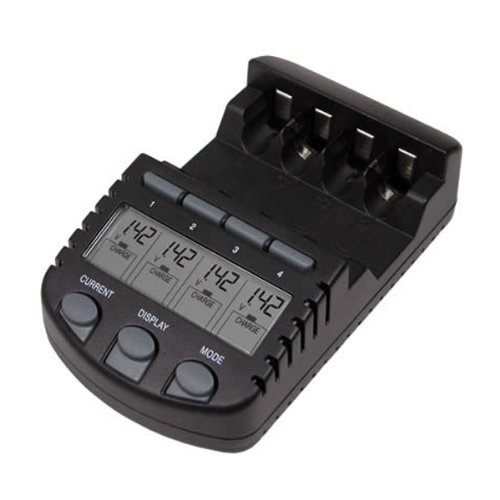La Crosse Technology BC700-CBP Alpha Power Battery Charger