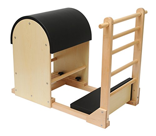 Ladder Barrel – Legno di Base – Black Yogi Star