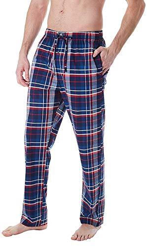 Ralph Lauren Herren-Pyjamahose mit Blumenmuster -  Blau -  Small