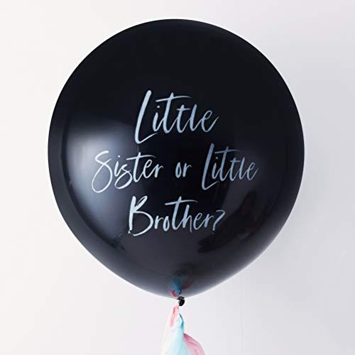 Ginger Ray Party-Ballon für Bruder oder kleine Schwester, 91,4 cm